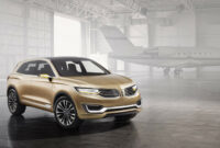 pictures 2022 lincoln mkx at beijing motor show