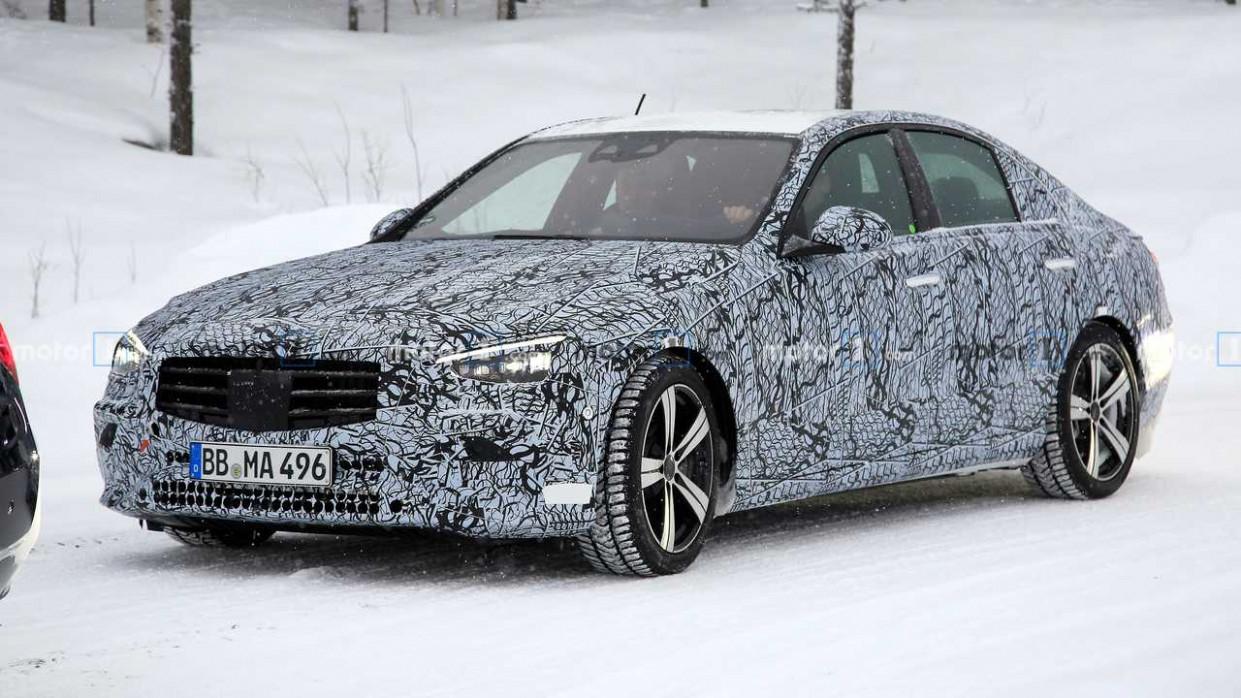 Rumors 2022 Mercedes C-class
