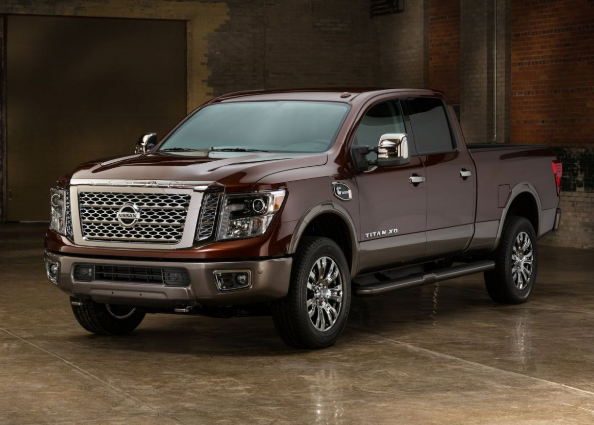 Spesification 2022 Nissan Titan Xd