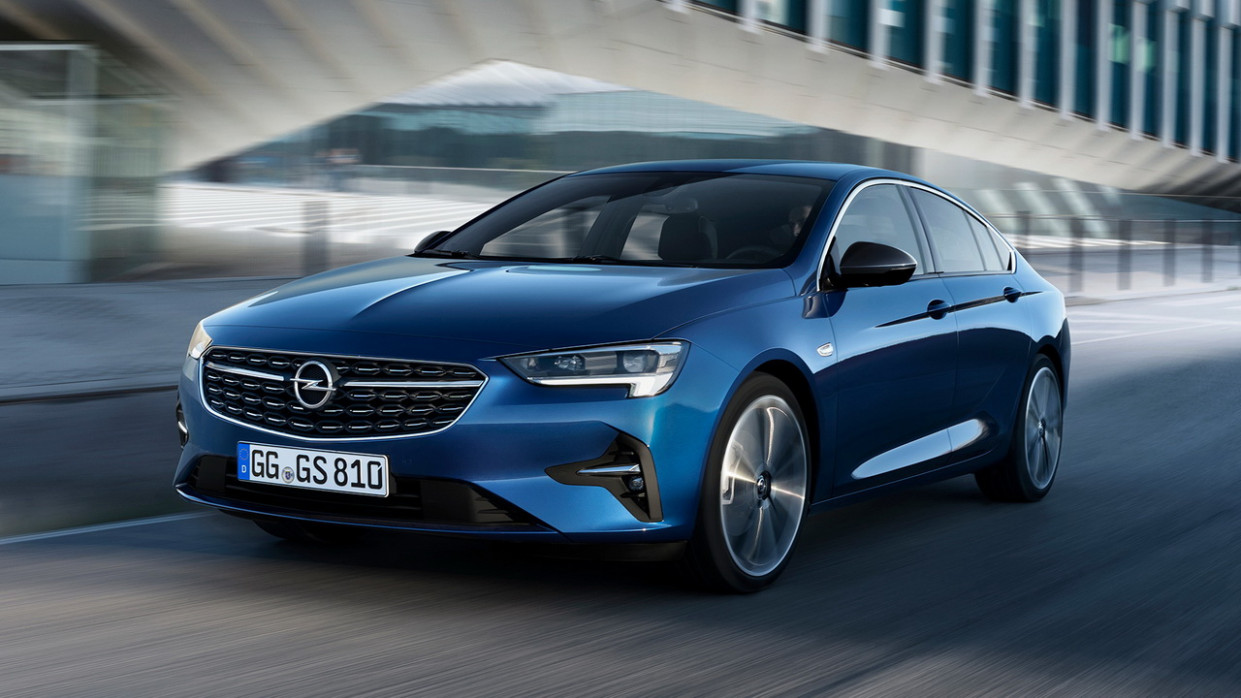 Performance 2022 Opel Insignia