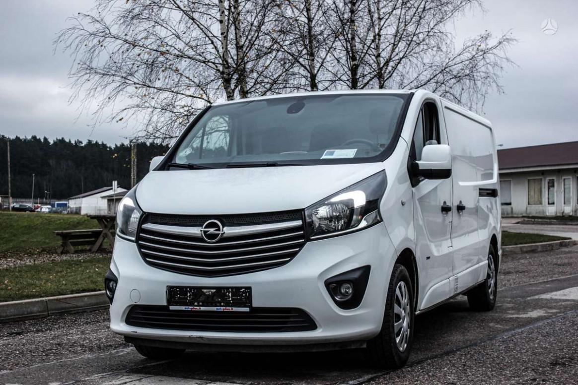 Pictures 2022 Opel Vivaro
