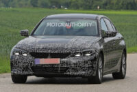 pictures 2022 spy shots bmw 3 series