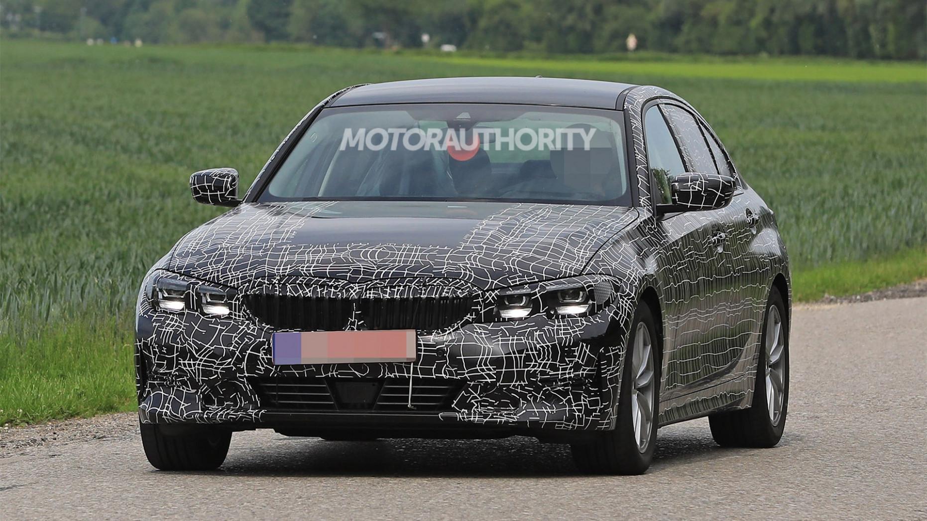Review 2022 Spy Shots BMW 3 Series