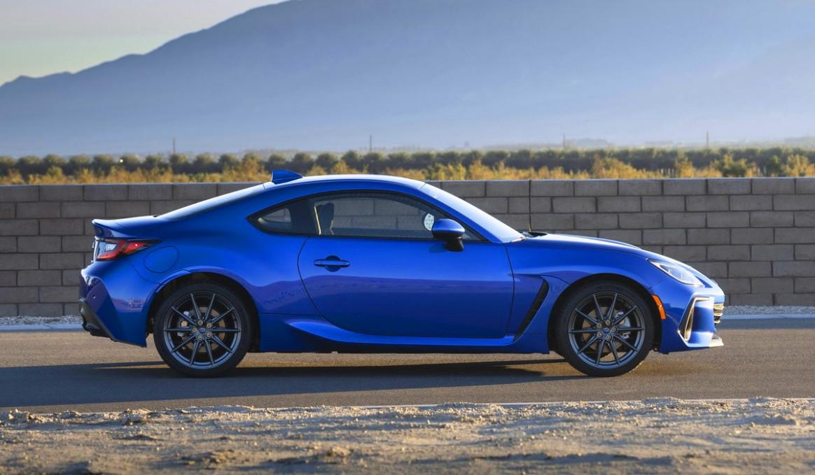 Picture 2022 Subaru Brz Sti Turbo