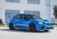 New Concept 2022 Wrx Sti Hyperblue