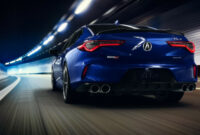 Concept and Review Acura Tlx Type S 2022