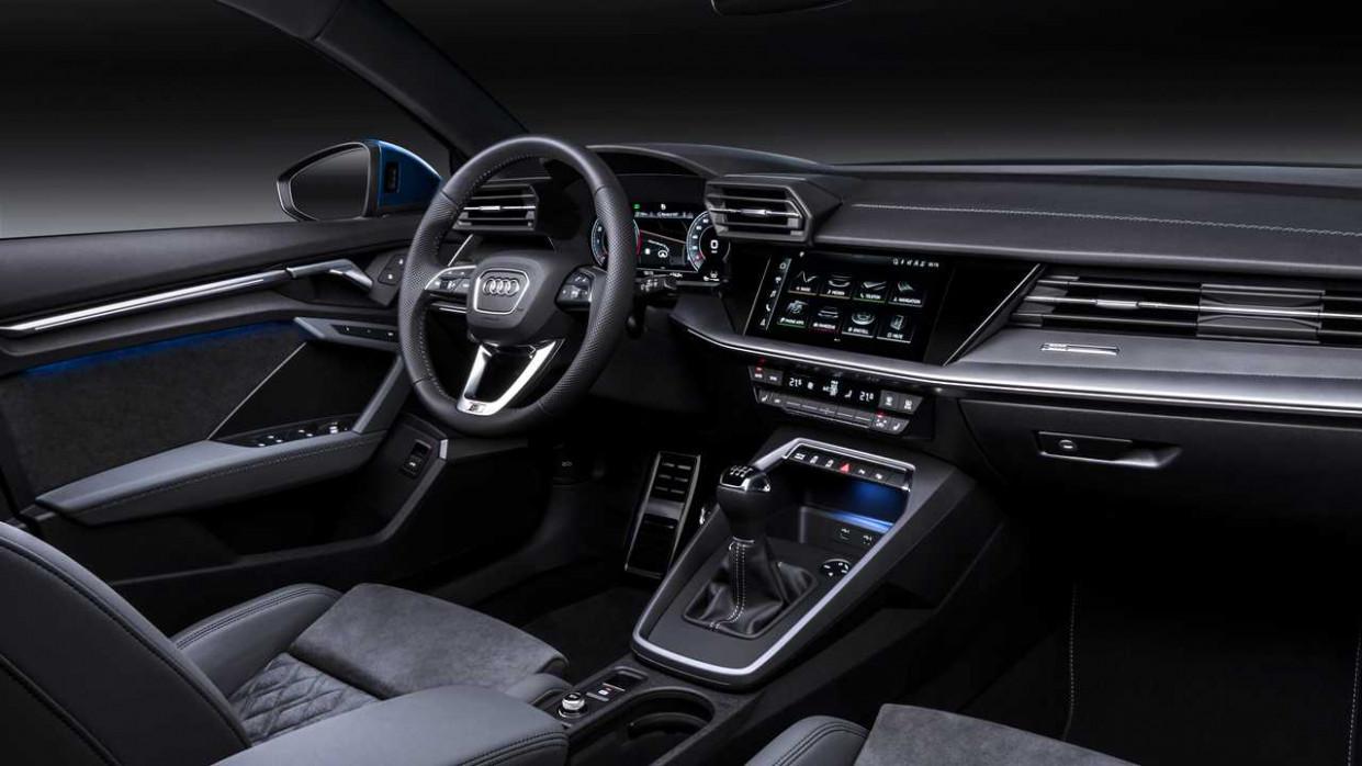Exterior Audi Hatchback 2022