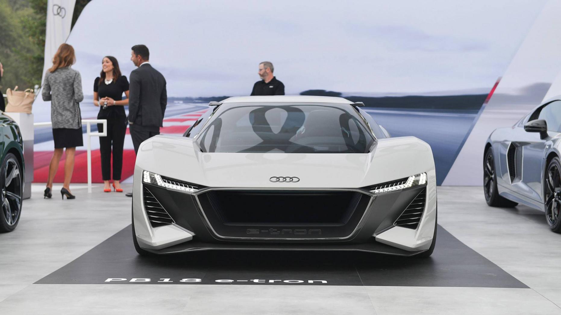 Style Audi R8 2022 Black