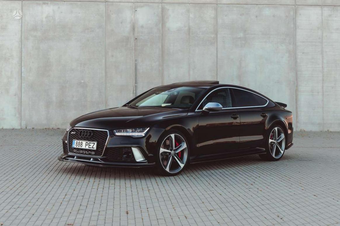 Reviews Audi Rs7 2022