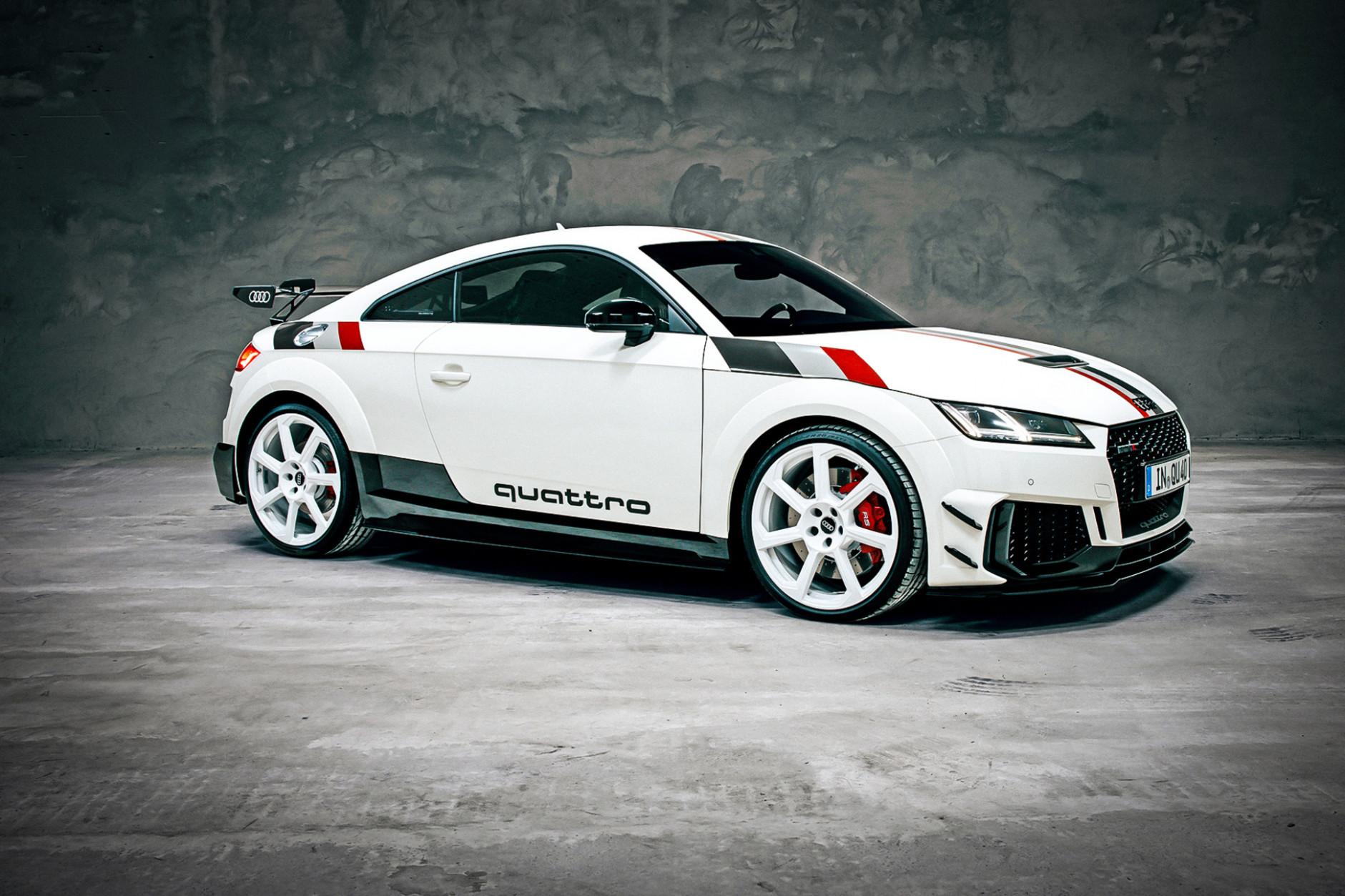 Performance Audi Tt 2022