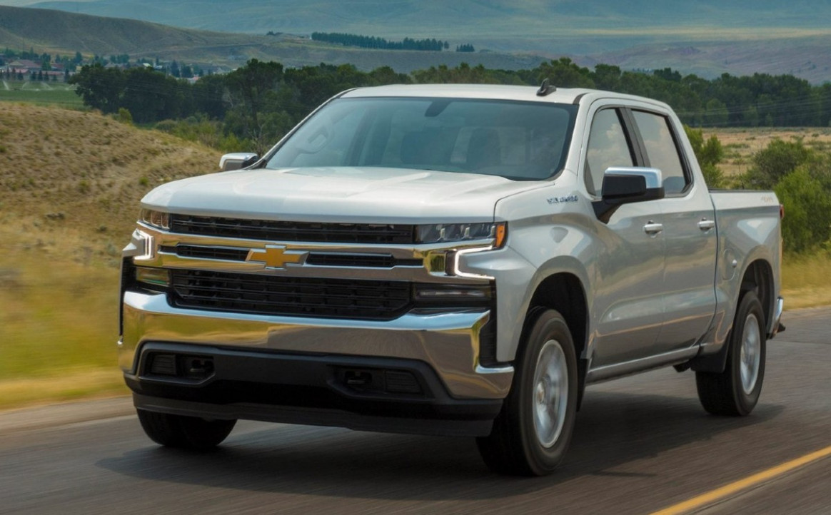 Performance Chevrolet Pickup 2022