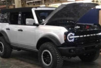 pictures ford bronco 2022 uk