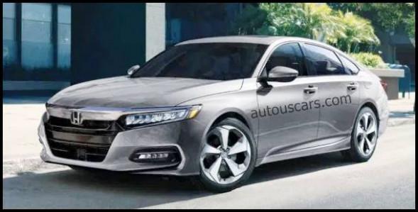 Exterior and Interior Honda Accord 2022 Redesign