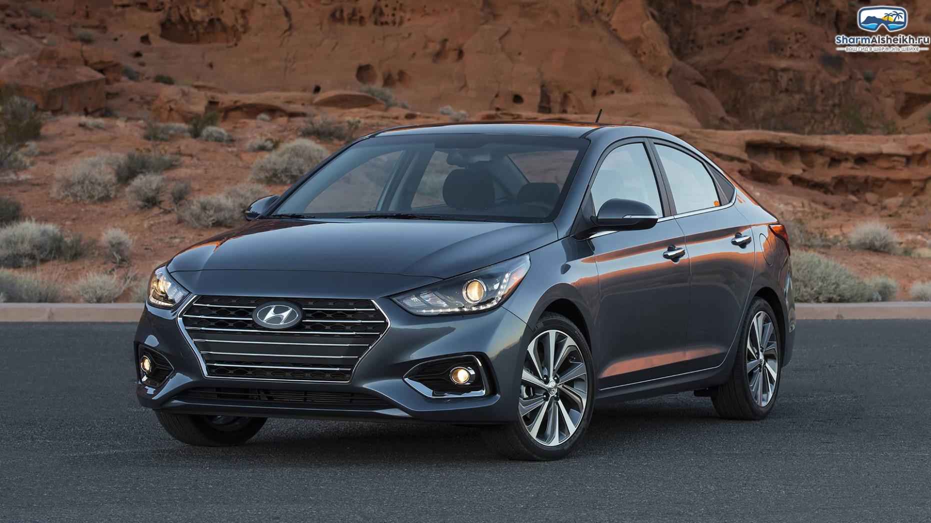 Redesign Hyundai Accent 2022