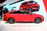 pictures kia proceed 2022