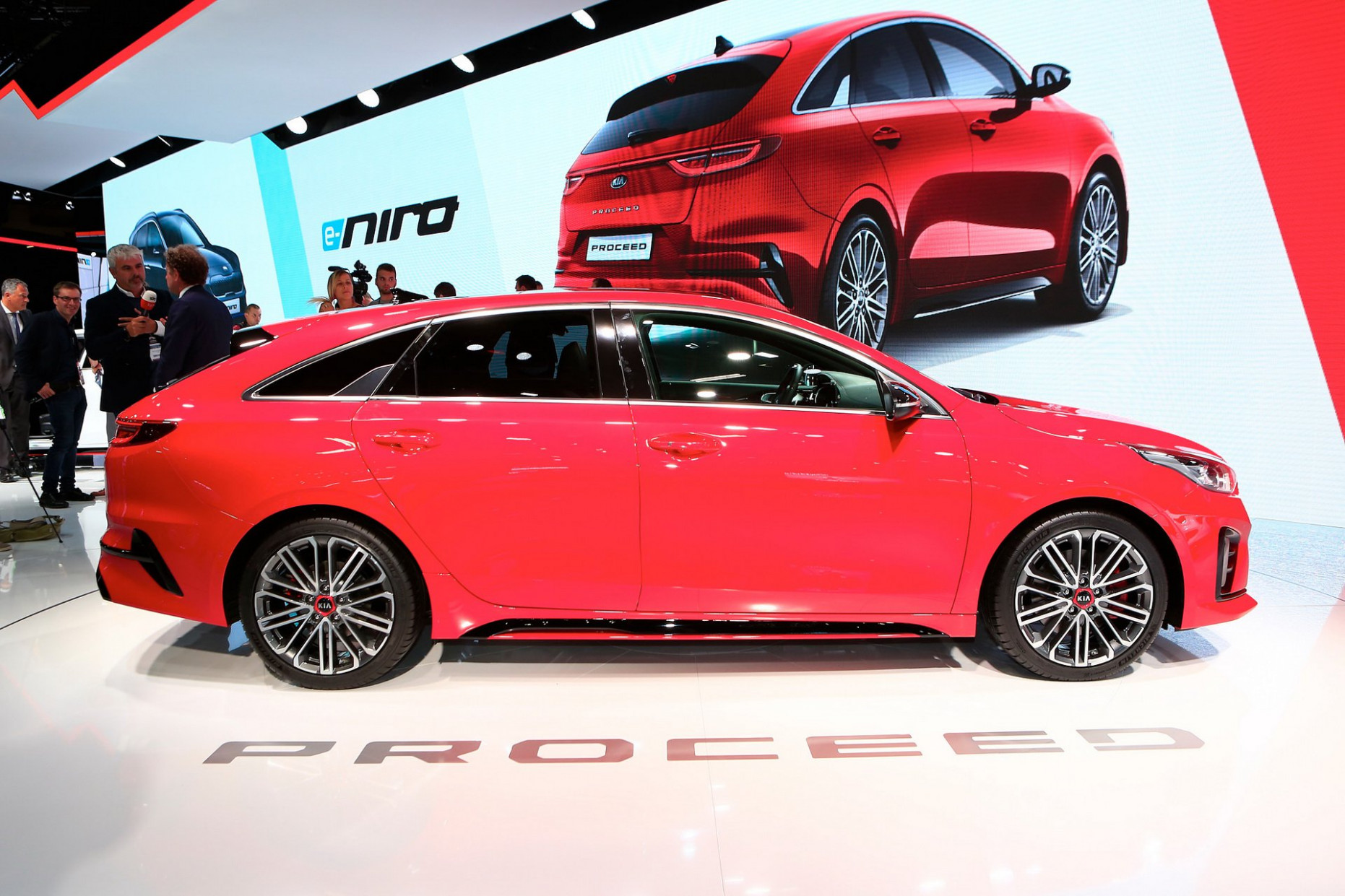 Release Date and Concept Kia Proceed 2022
