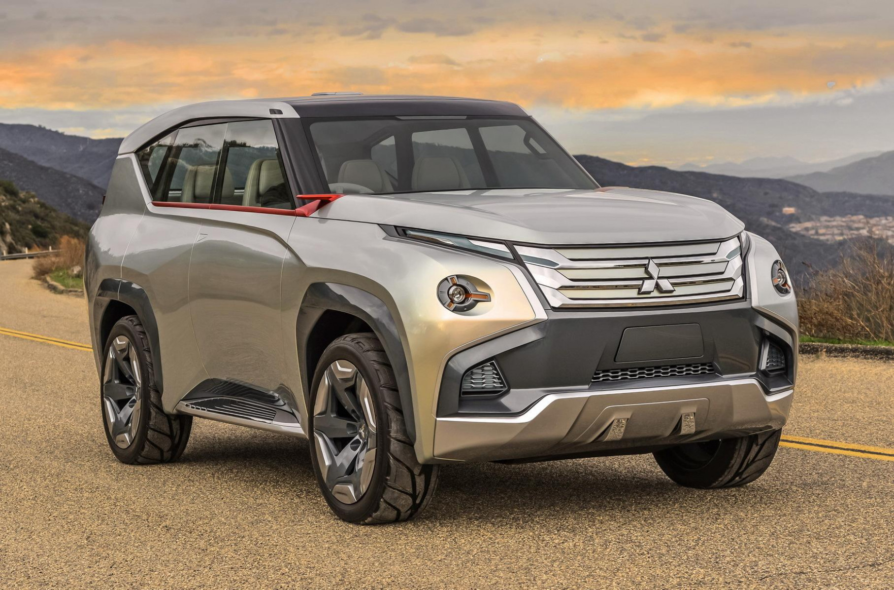 New Review Mitsubishi Pajero 2022