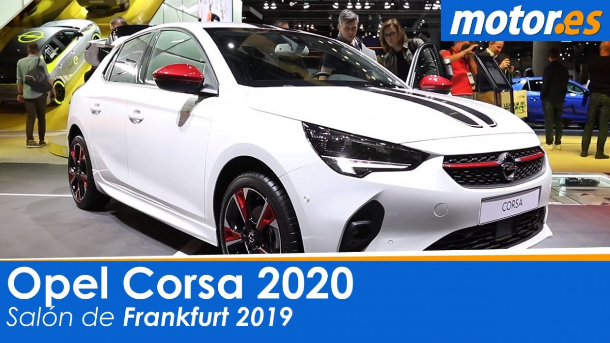 Style Opel Corsa Electrico 2022