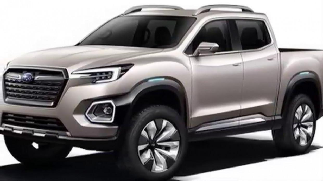 Review Subaru Baja Truck 2022