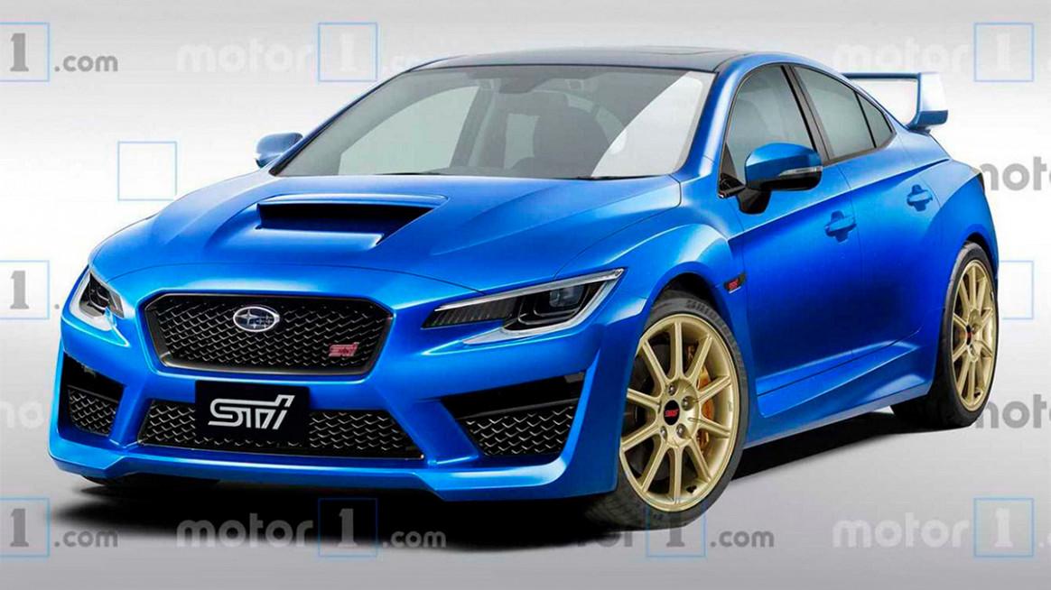 Concept Subaru Impreza 2022