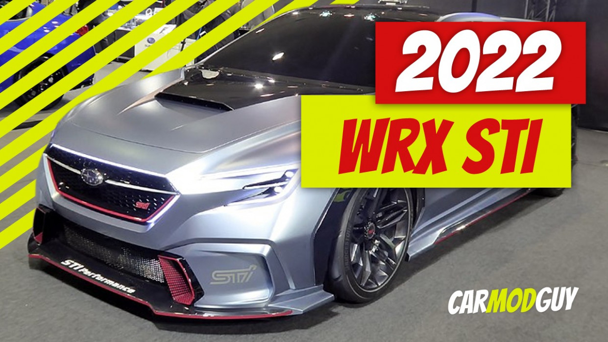 Redesign Subaru Impreza Wrx Sti 2022