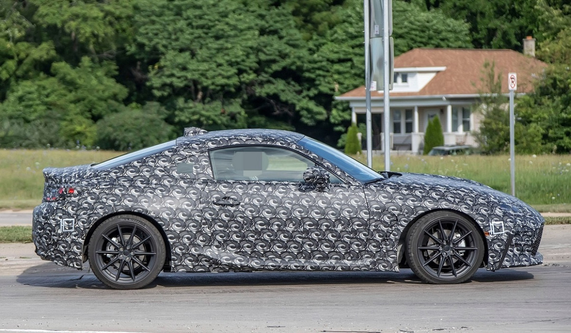 Spesification Toyota Brz 2022