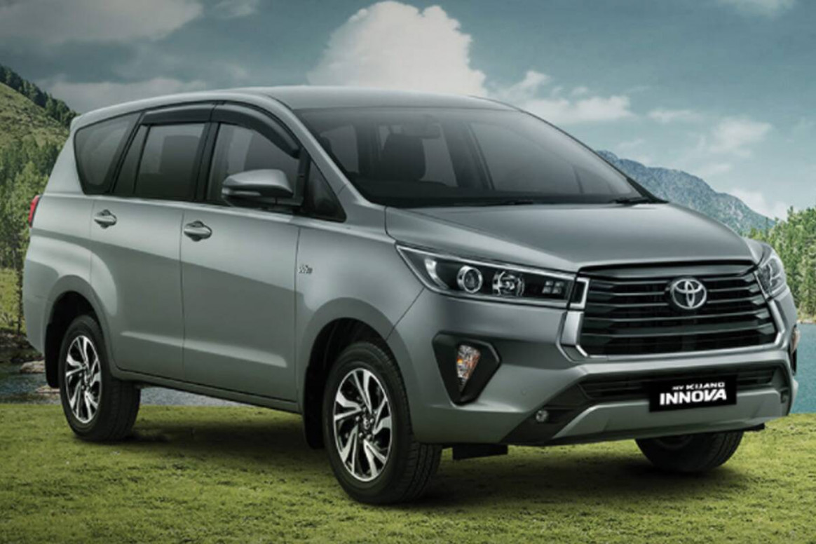 Release Date and Concept Toyota Innova Crysta Facelift 2022