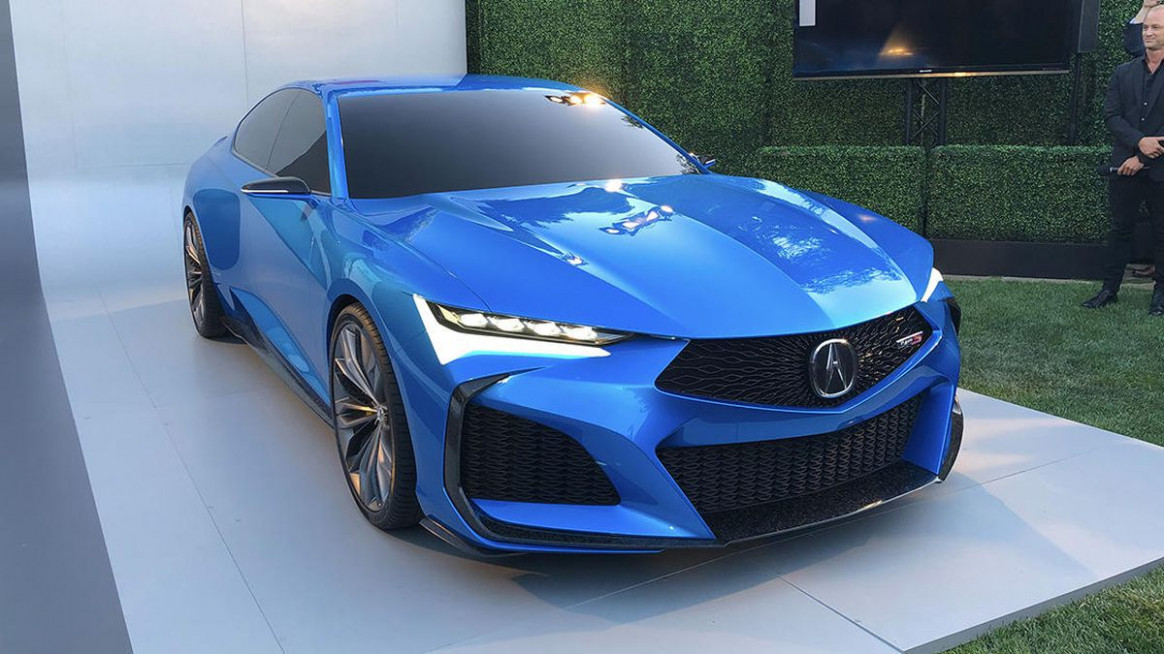 Pictures 2022 Acura Tl Type S