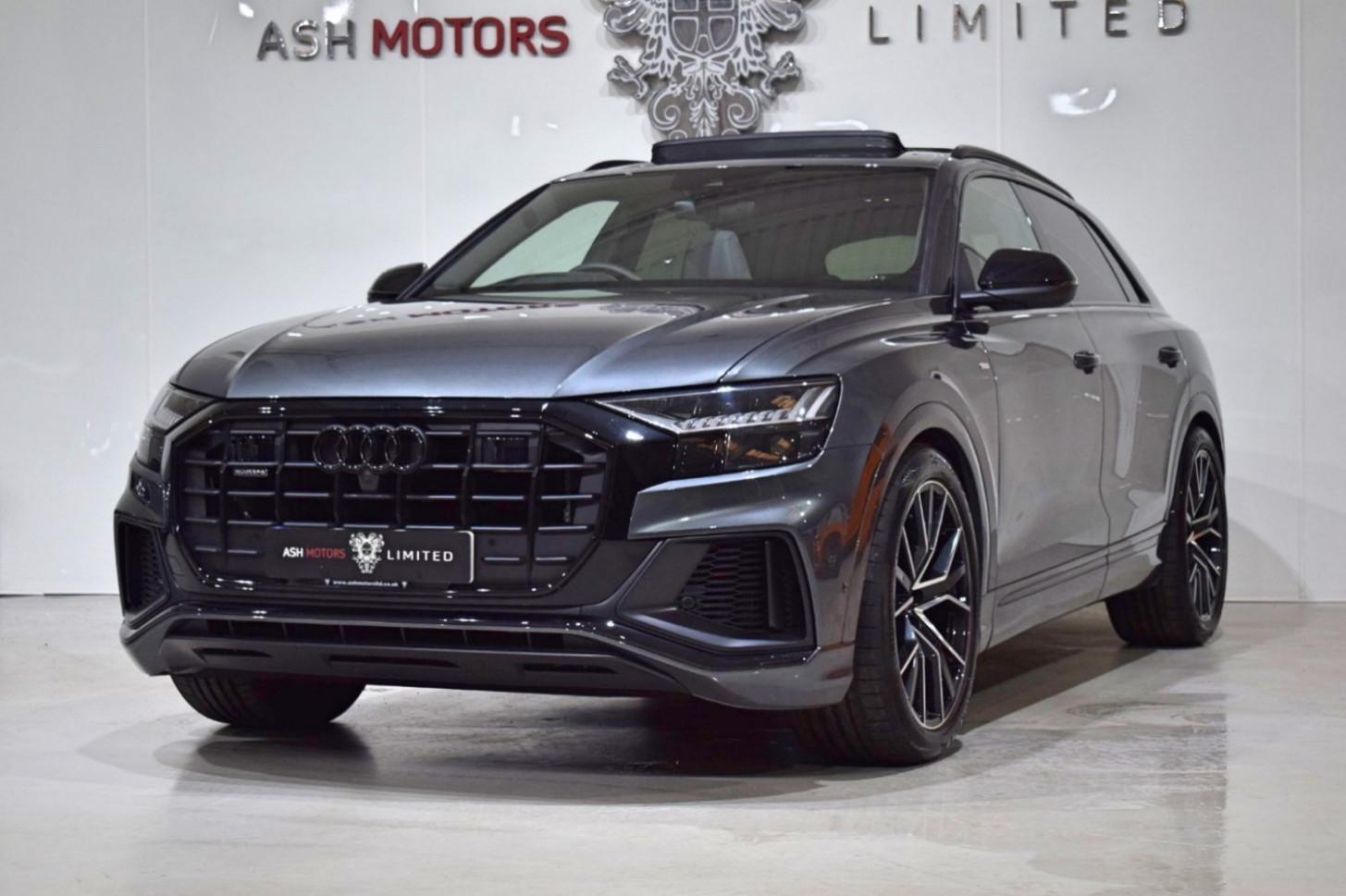 Ratings 2022 Audi Q8Quotes