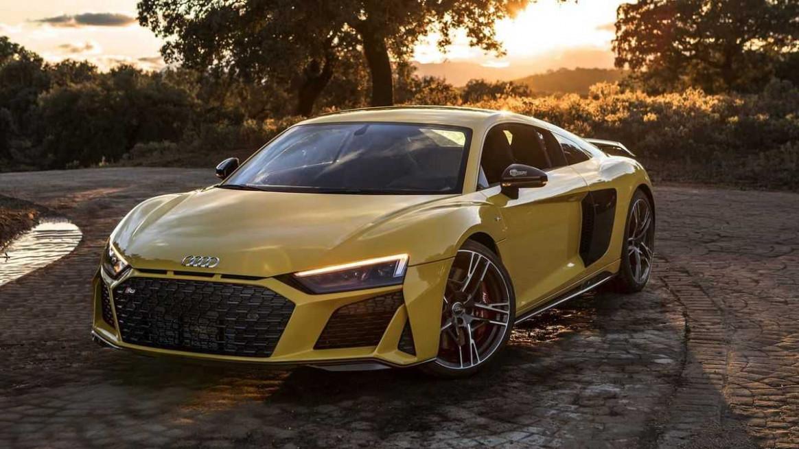 Exterior and Interior 2022 Audi R8 LMXs