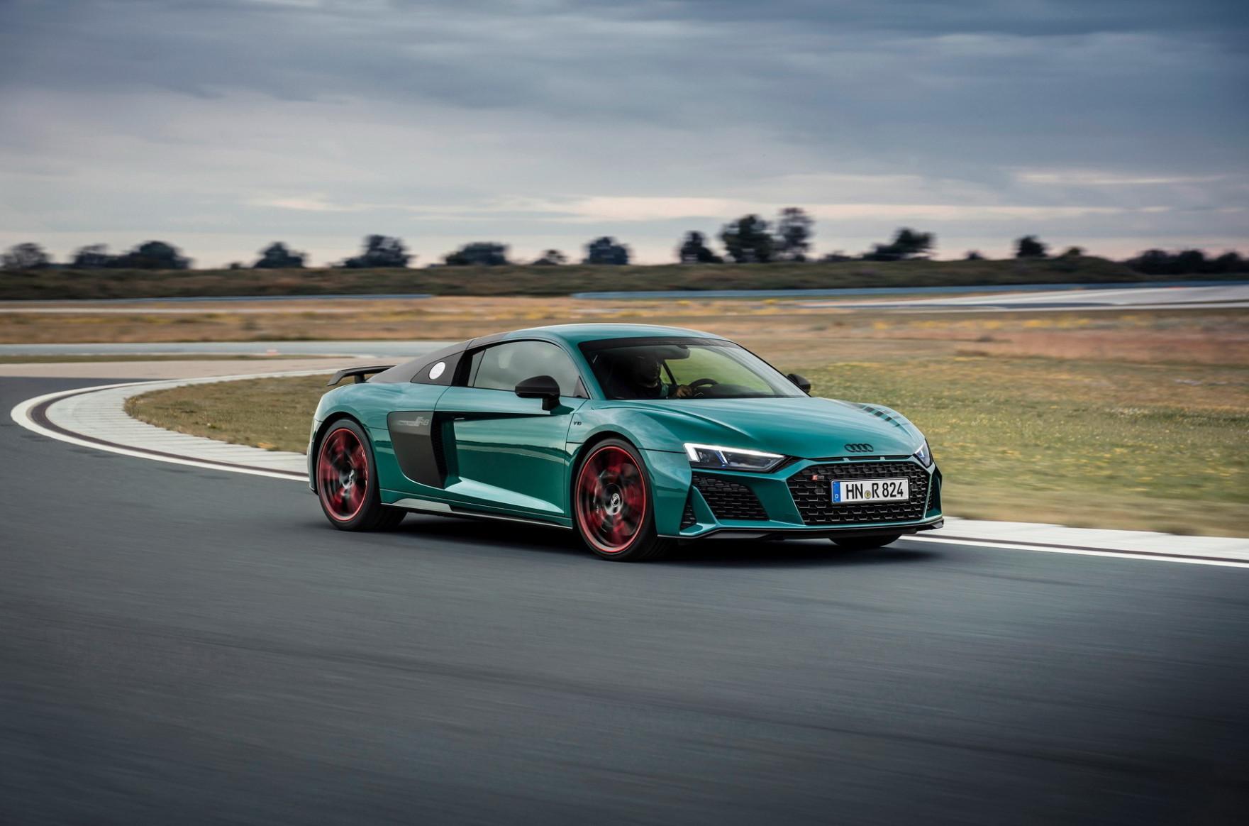 Release Date 2022 Audi R8 LMXs
