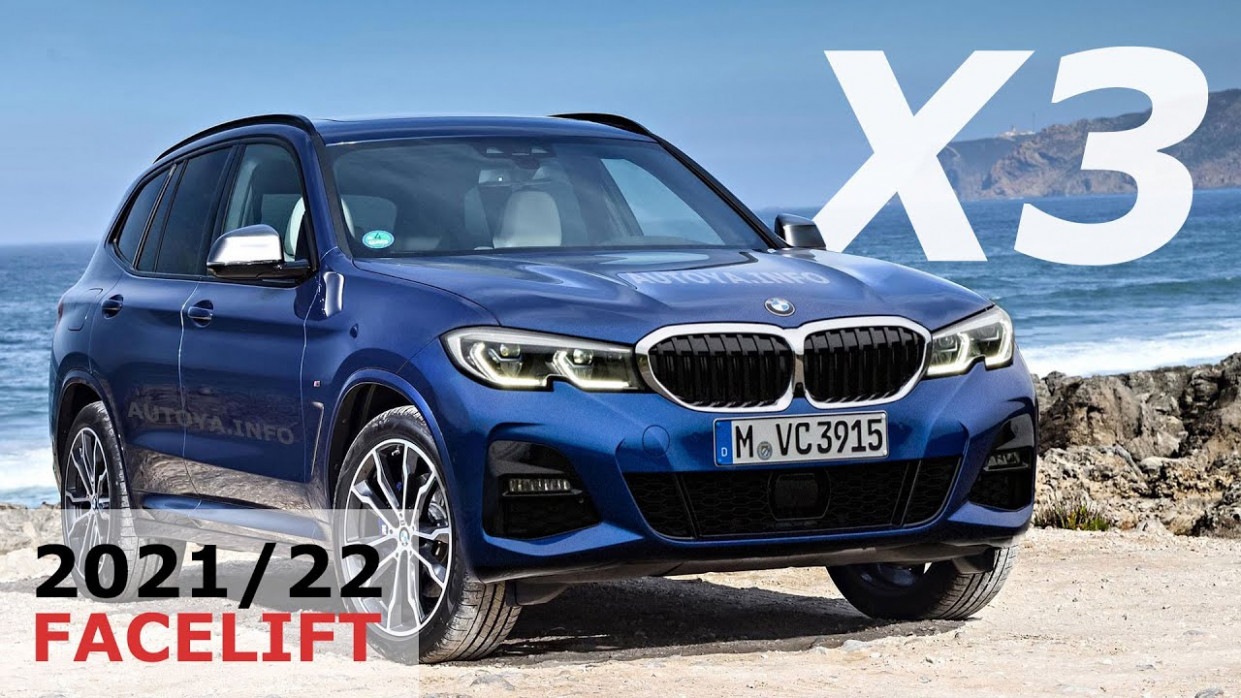 Redesign and Concept 2022 BMW X3 Hybrid