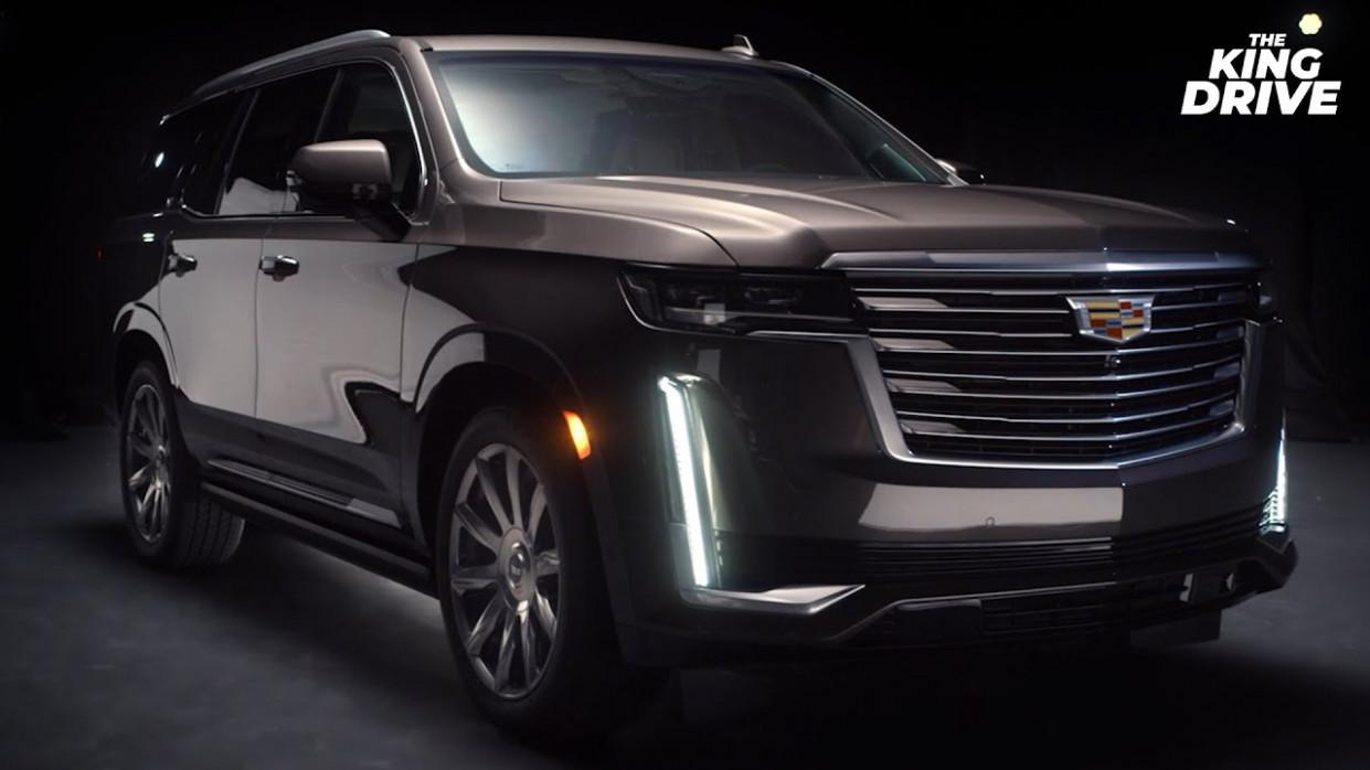 Redesign 2022 Cadillac Escalade Video