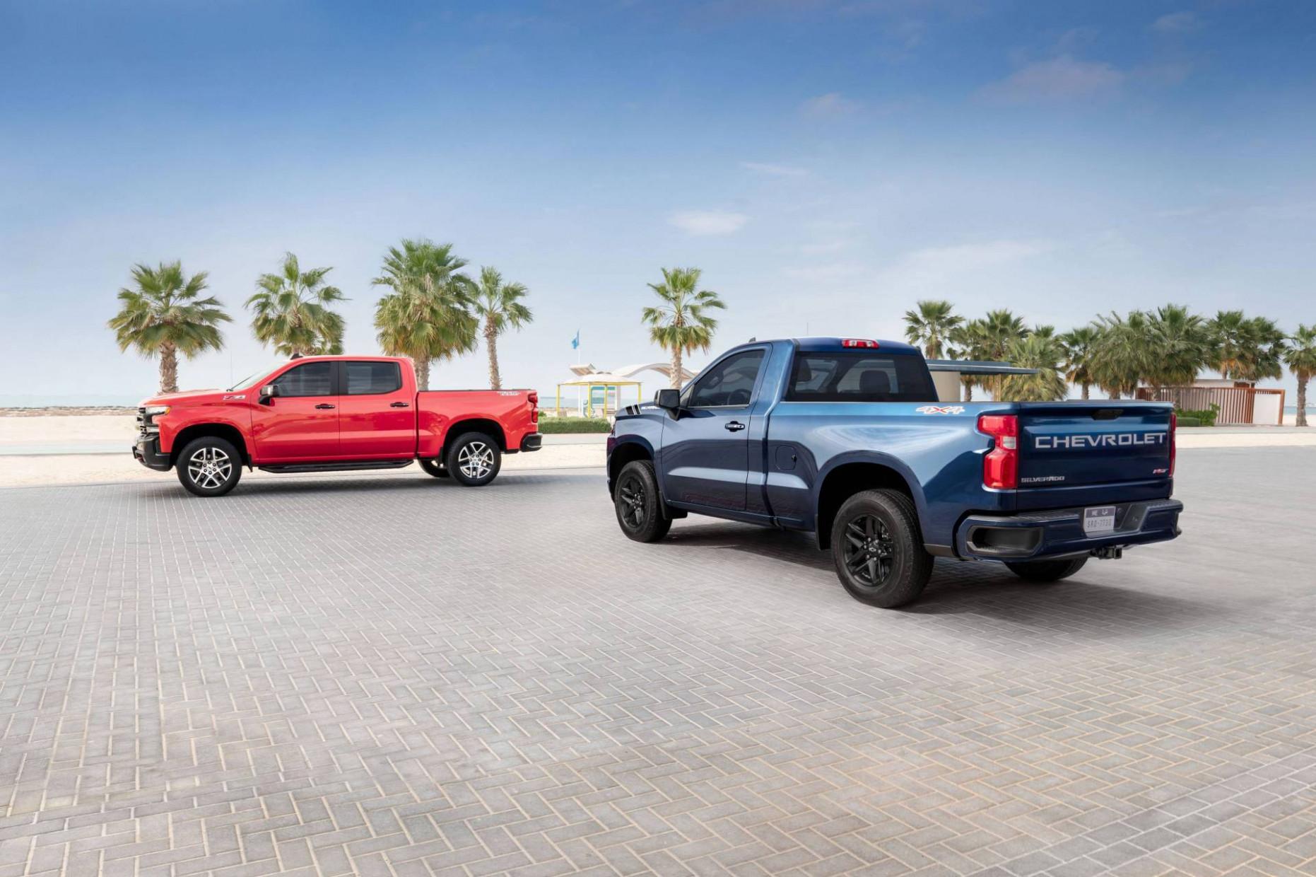 Review 2022 Chevrolet Silverado