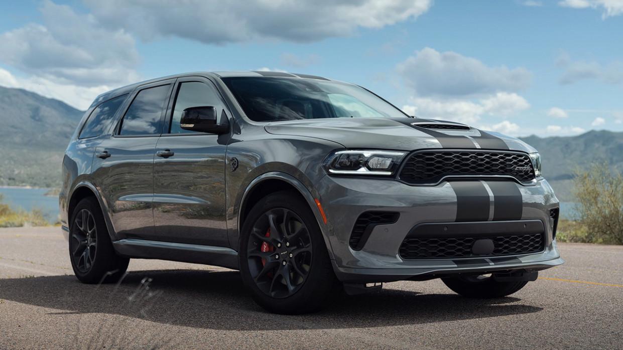 Spesification 2022 Dodge Durango Srt