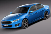 Concept and Review 2022 Ford Falcon Xr8 Gt