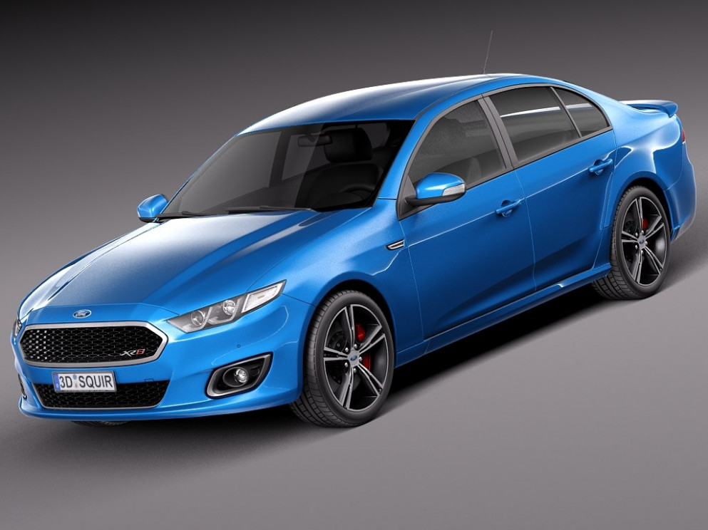 Picture 2022 Ford Falcon Xr8 Gt