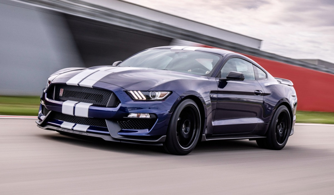 Model 2022 Ford Mustang Shelby Gt 350