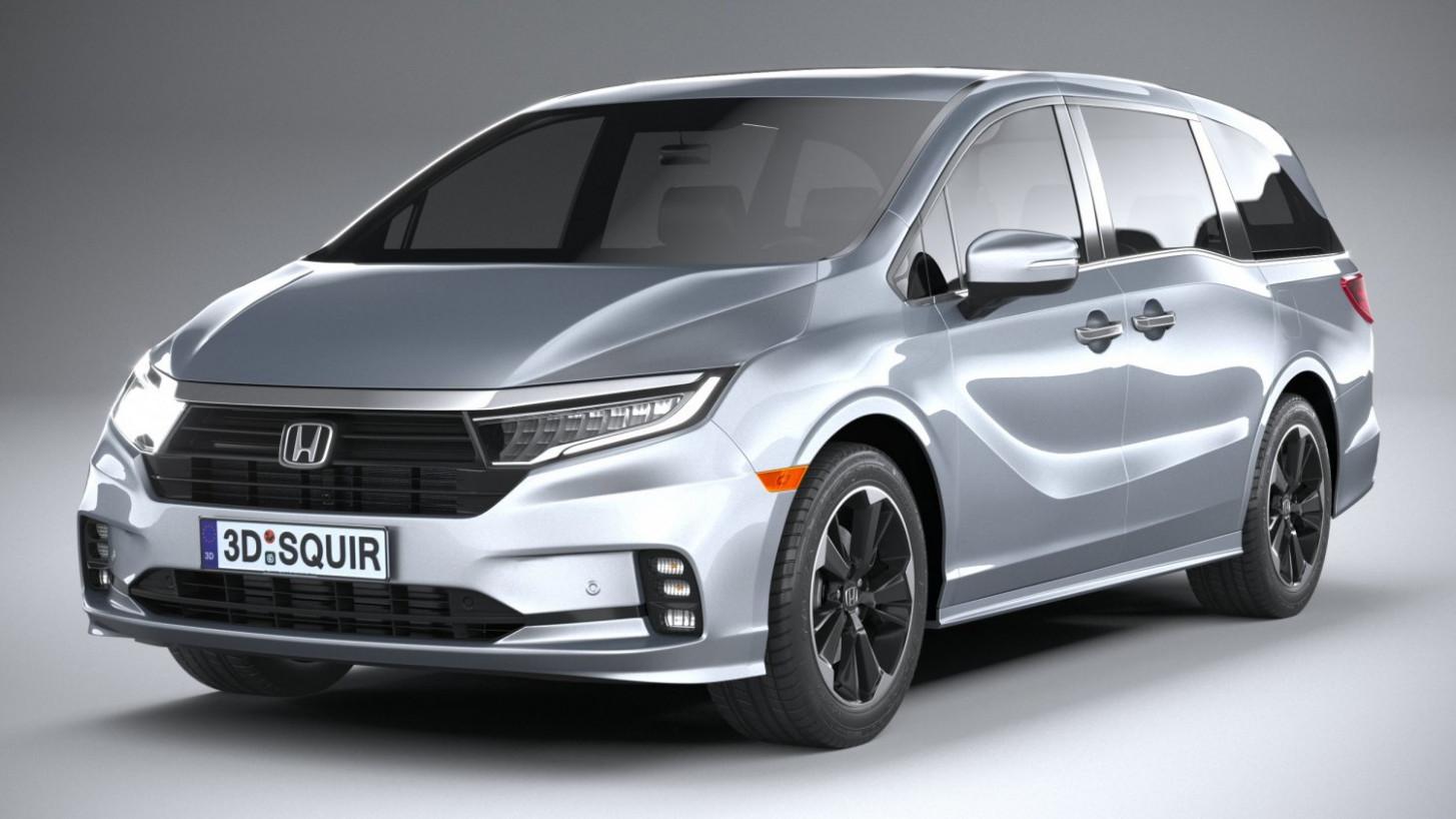 Rumors 2022 Honda Odyssey