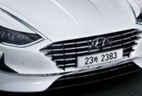 Redesign and Concept 2022 Hyundai Sonata Hybrid