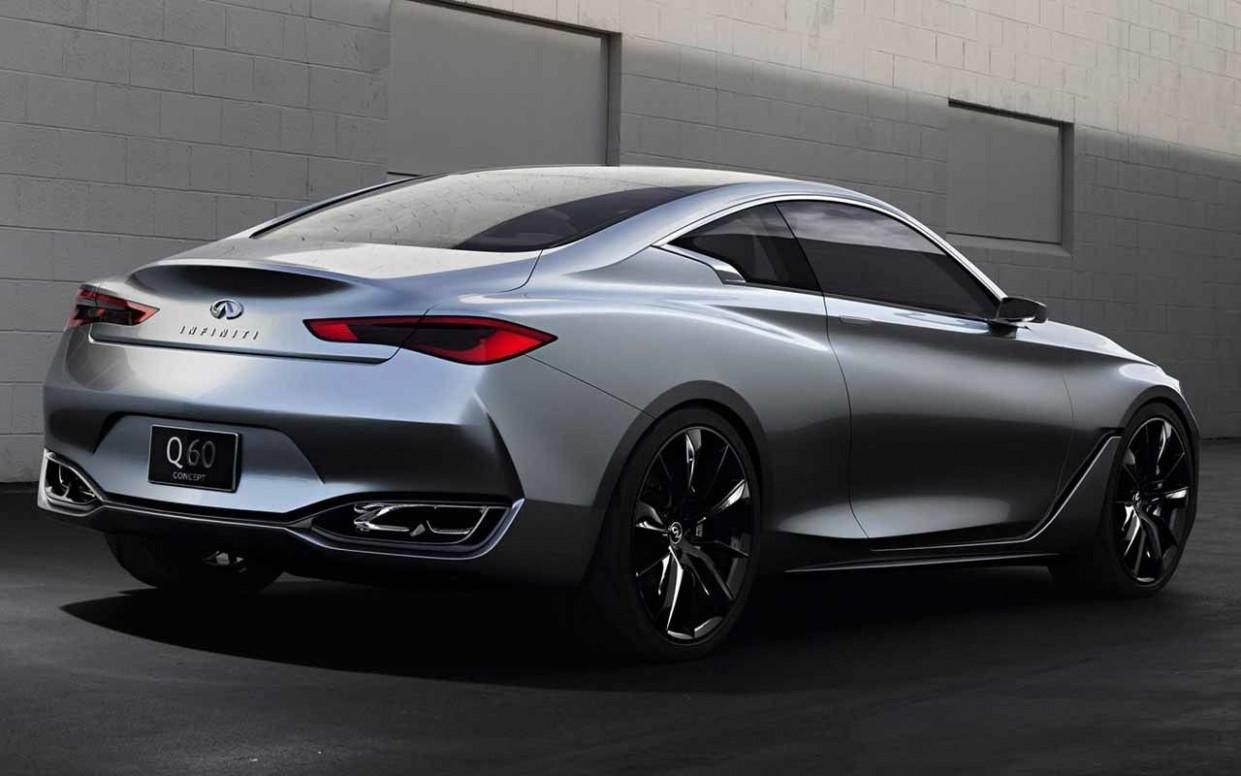 New Concept 2022 Infiniti Q60s