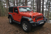 Exterior and Interior 2022 Jeep Wrangler Diesel