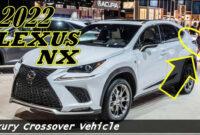 History 2022 Lexus NX 200t