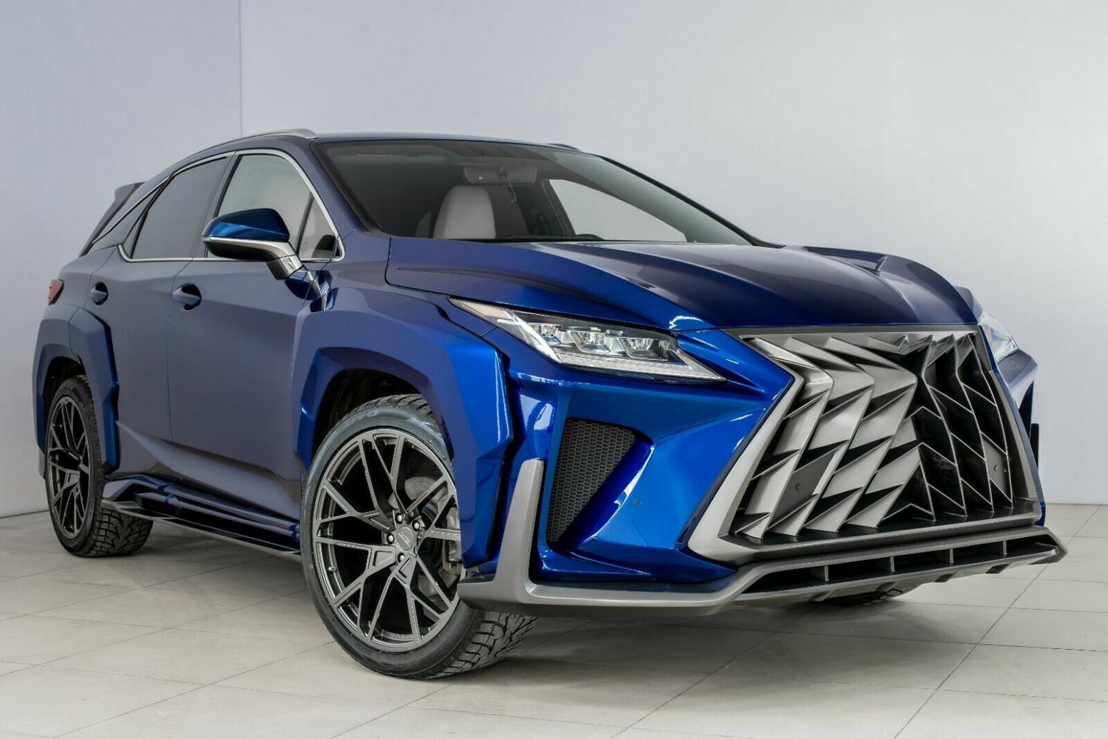 Style 2022 Lexus Nx