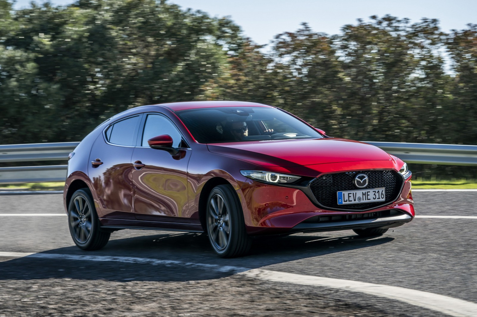 Overview 2022 Mazda 3 Hatch
