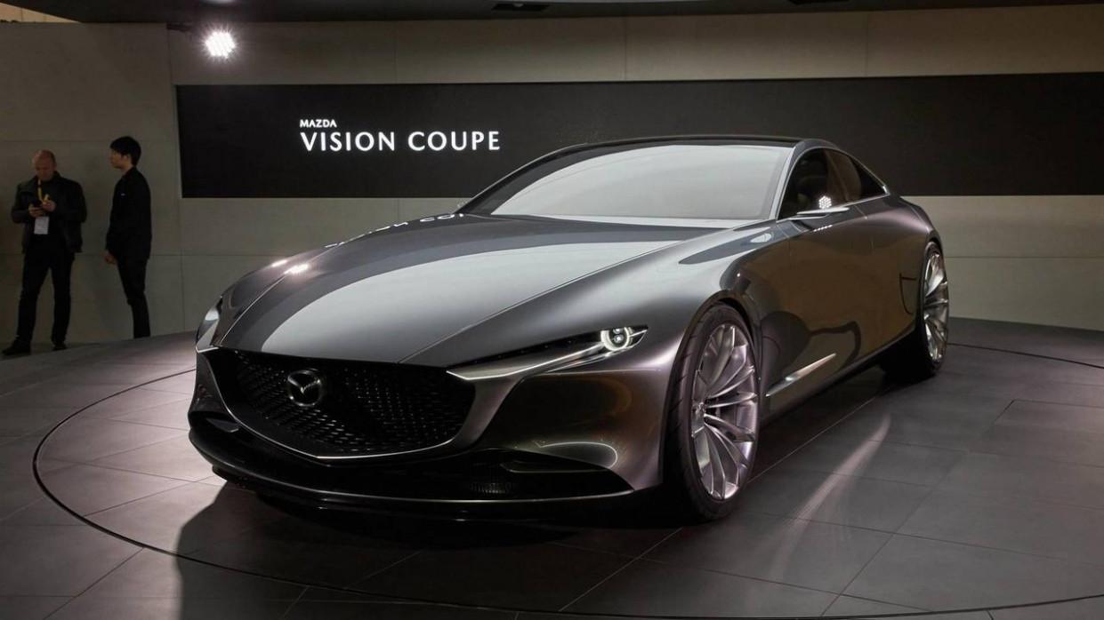 Interior 2022 Mazda 3