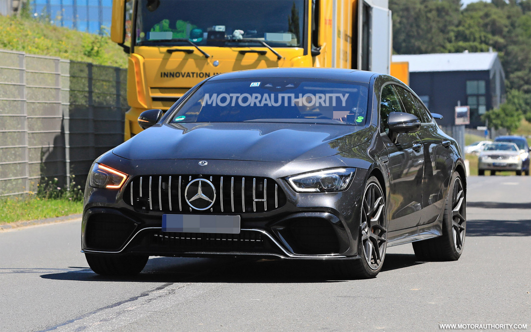 Release Date 2022 Mercedes AMG GT