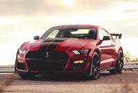 Price 2022 Mustang Gt500 Vs Dodge Demon