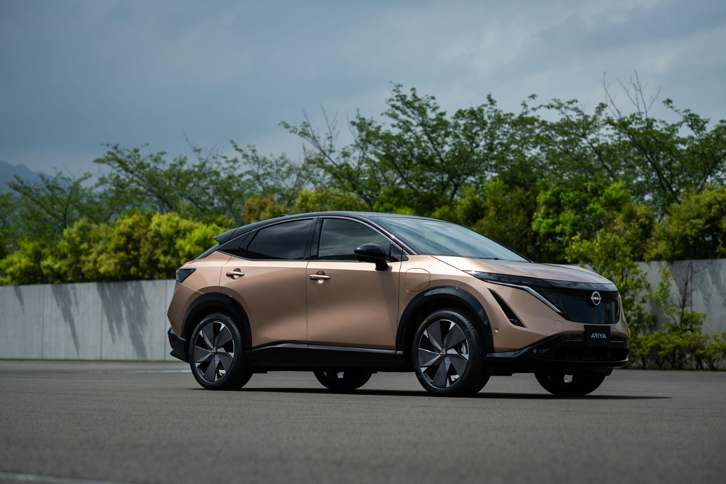Speed Test 2022 Nissan Lineup