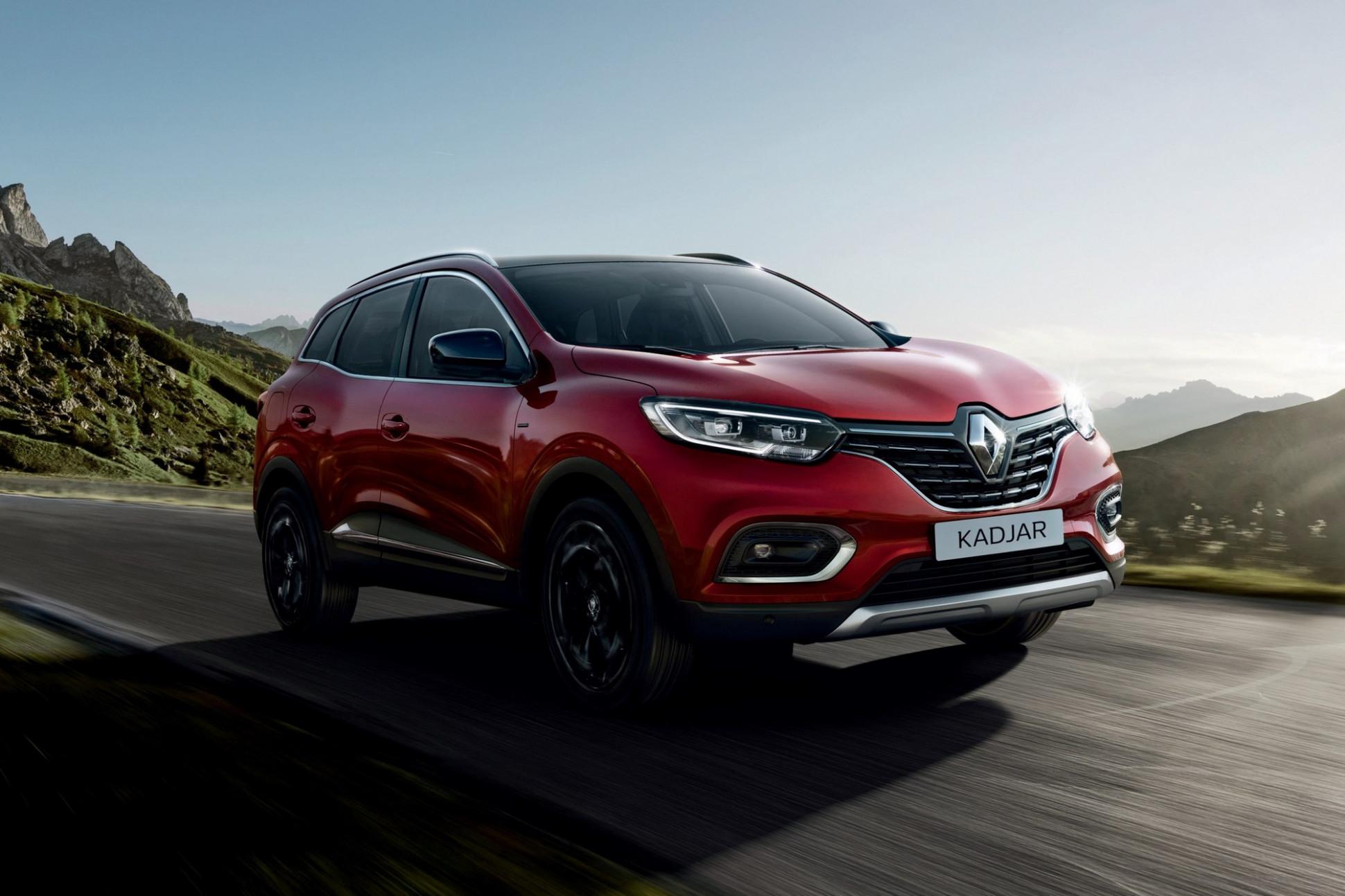 Configurations 2022 Renault Kadjar
